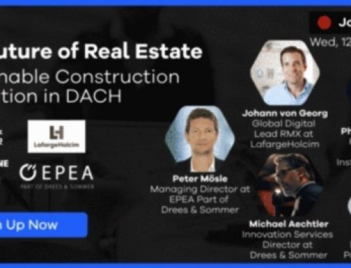 "Join us: Webinar ""The Future of Real Estate"", 12.08. ab 18:00 Uhr"